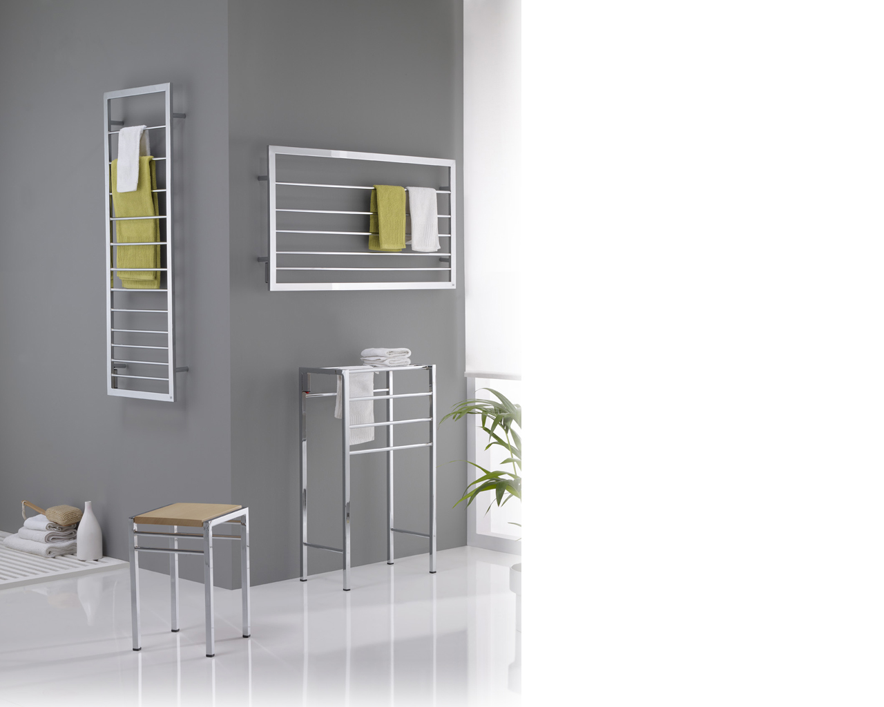 OXIL S.L. | Electric Towel Rails Marc